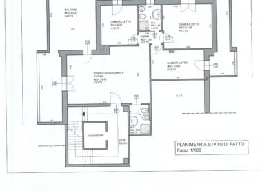 Planimetria immobiliare.it